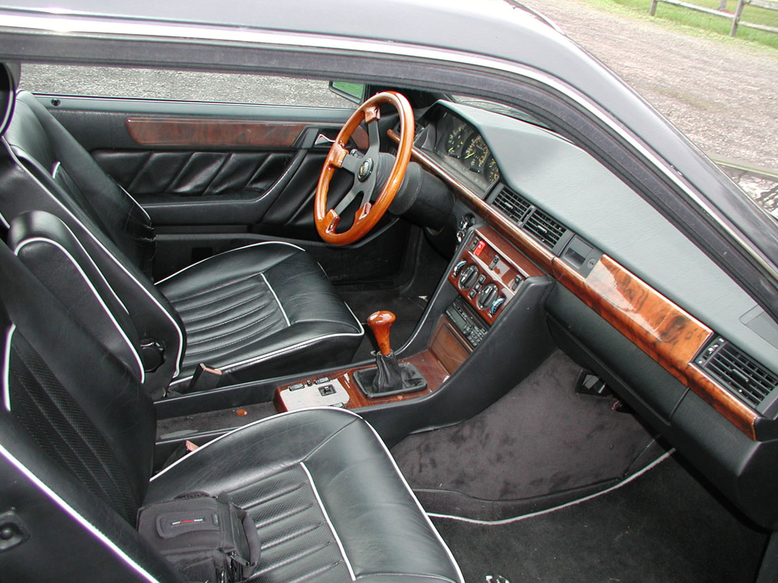 1988 Mercedes Brabus 300CE / PC150020 JPG